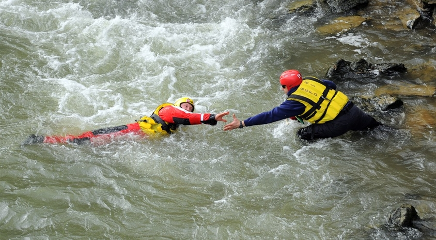 Water Rescue Courses - Code Red First Aid Training